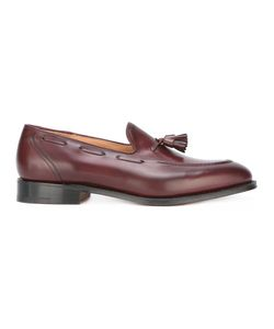 Church'S | Tassel Detail Loafers 42.5 Calf Leather/Leather