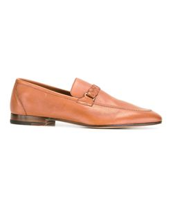 Fratelli Rossetti | Weave Loafers 9 Leather/Cotton