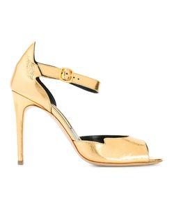 Rupert Sanderson | Ankle Strap Sandals 38.5 Leather