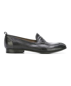 Silvano Sassetti | Classic Penny Loafers 8 Leather