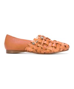 Henry Beguelin | Woven Loafers Size 37.5