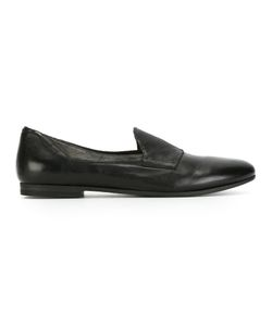 Pantanetti | Textured Detail Loafers Size 40.5