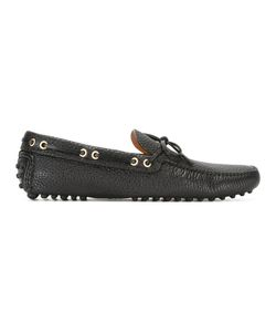 Carshoe | Car Shoe Lace-Up Loafers 7 Calf Leather/Leather/Rubber