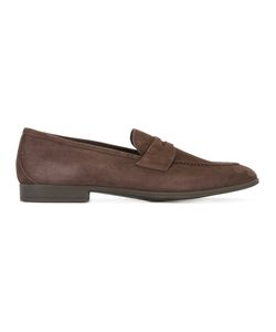 W.Gibbs   Classic Loafers 43.5 Suede/Leather/Rubber