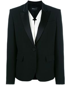 Emporio Armani | One Button Blazer 38 Viscose/Polyester