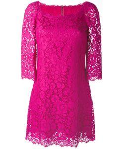 Dolce & Gabbana | Кружевное Платье Мини