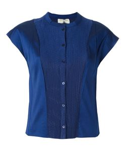 Cotélac   Panelled Shortsleeved Shirt