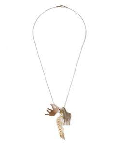 MARC ALARY | Animal Trio Necklace