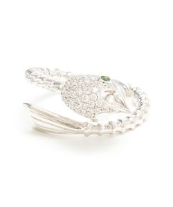 YVONNE LEON | Yvonne Léon 18kt And Diamond Fish Bone Ring