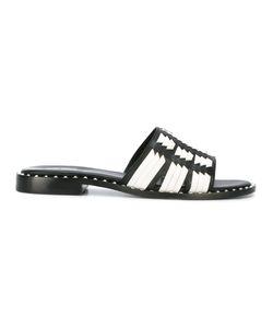 Ash | Woven Sandals 38