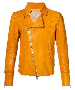 GUIDI | Приталенная Байкерская Куртка