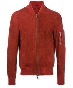 DESA | 1972 Zip Up Jacket 50 Suede/Cotton