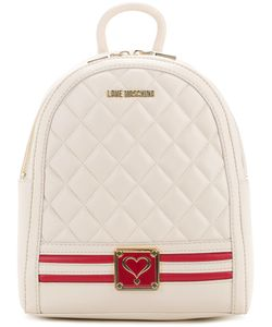 Love Moschino | Стеганый Рюкзак С Логотипом