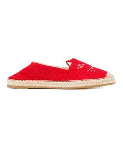 Charlotte Olympia | Kitty Espadrilles Size 36.5