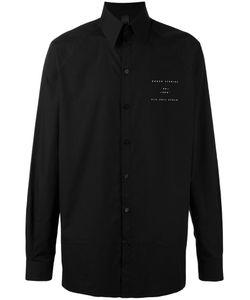 Odeur | Printed Raglan Shirt