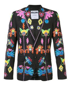Moschino | Jungle Appliqué Blazer 52