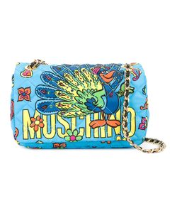 Moschino | Peacock Cross Body Bag