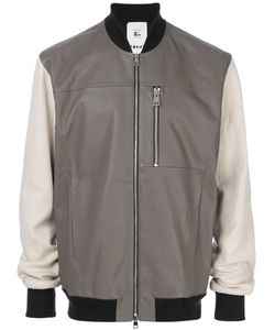 Lost & Found Rooms | Zipped Chest Bomber Jacket