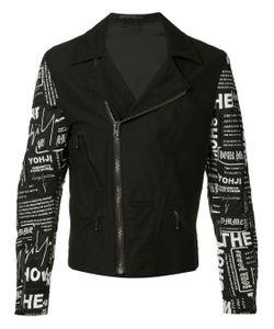 Yohji Yamamoto | Rider Jacket
