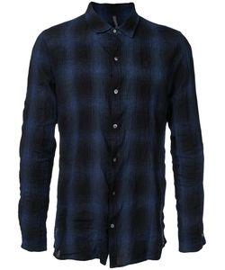 KAZUYUKI KUMAGAI | Checked Shirt 5