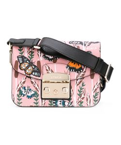 Furla | Butterfly Print Cross Body Bag Calf