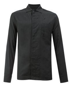 Haider Ackermann   Рубашка С Нагрудным Карманом