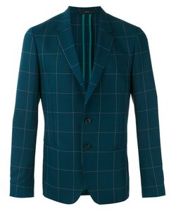 Paul Smith | Checked Blazer 42 Wool