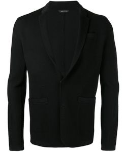 Emporio Armani | Fitted Knitted Blazer 52 Polyamide/Polyester/Viscose