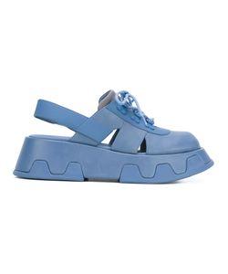 Camper | Wilma Platform Sandals 38