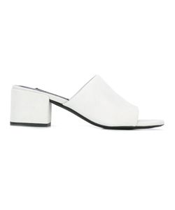 Senso | Ray Mules 39 Leather/Calf Suede/Rubber