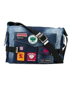 Dsquared2 | Denim Postman Bag One