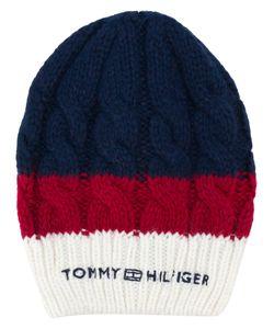 Tommy Hilfiger | Шапка-Бини Дизайна Колор-Блок