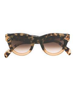 Céline Eyewear | Солнцезащитные Очки Alia В Черепаховой Оправе