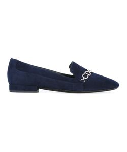 Dior | Logo Plaque Slippers Size 37.5