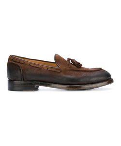Eleventy   Tassel-Embellished Loafers