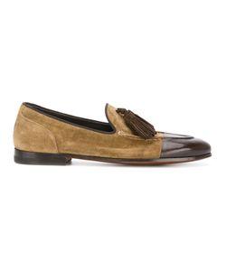 Alberto Fasciani | Tasselled Bi-Colour Loafers