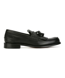 Church'S | Fringed Trim Loafers 8.5