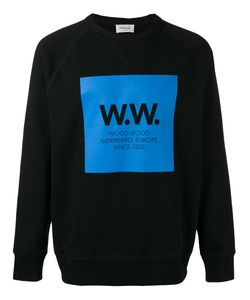 Woodwood | Wood Wood Printed Sweatshirt L