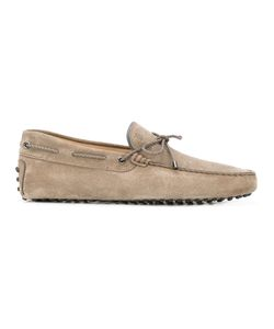 Tod'S | Laced Loafers Size 8.5