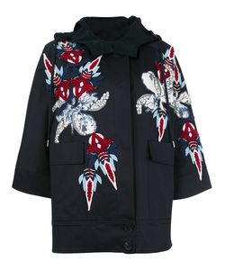 Antonio Marras | Embroide Coat 36 Cotton/Spandex/Elastane/Acetate/Cotton