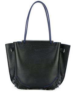 Tod'S | Double Handles Tote Calf Leather
