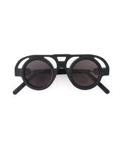 KUBORAUM   Chunky Round Sunglasses