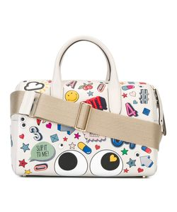 Anya Hindmarch | Allover Patches Tote Calf Leather