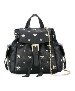Red Valentino | Star Studded Backpack Calf Leather/Metal