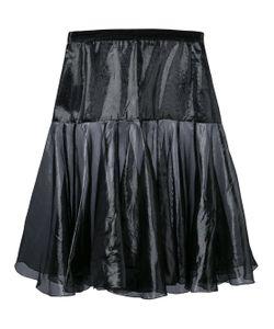 KRIZIA VINTAGE | Flared Layer Skirt
