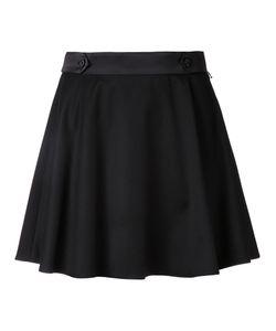 LOVELESS | Fla Mini Skirt 36 Polyester/Polyurethane/Rayon