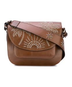 HTC Hollywood Trading Company | Palm Tree Studded Satchel