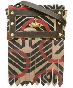 Vivienne Westwood | Geometric Print Crossbody Bag