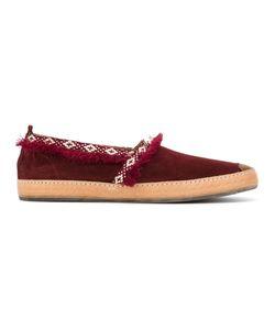 HENDERSON BARACCO | Marbella Velour Slippers Size 44