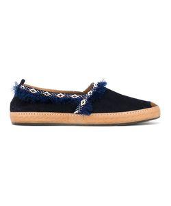HENDERSON BARACCO | Marbella Velour Slippers Size 41